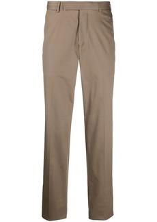 Ermenegildo Zegna mid-rise tailored trousers