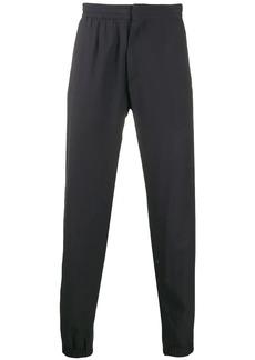 Ermenegildo Zegna mid-rise tapered trousers