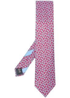 Ermenegildo Zegna paisley print tie