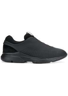 Zegna TECHMERINO™ perforated runner sneakers