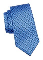 Ermenegildo Zegna Pinwheel Silk Tie