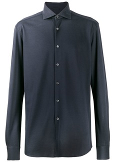 Ermenegildo Zegna pointed collar shirt