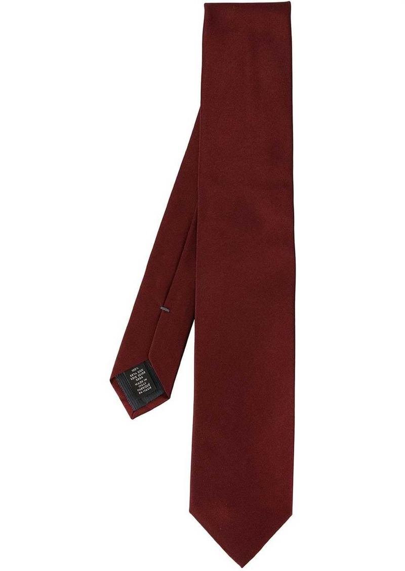 Ermenegildo Zegna pointed tip tie