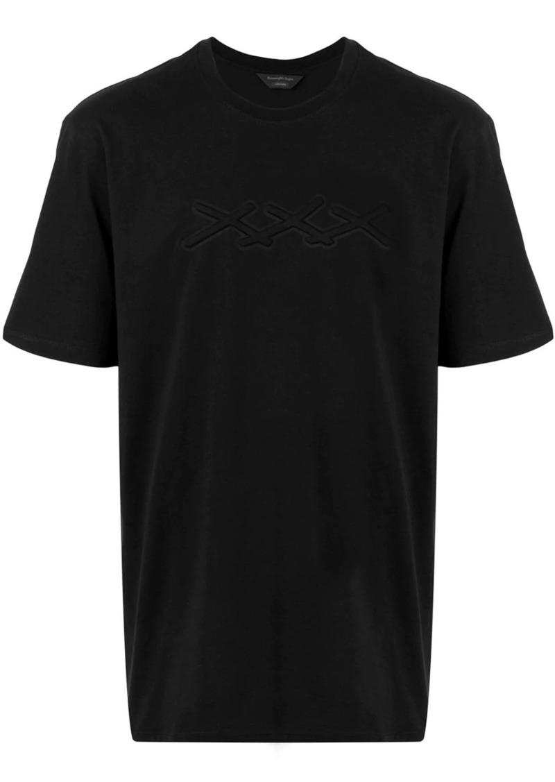 Ermenegildo Zegna printed cotton T-shirt
