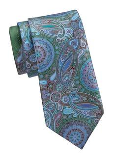 Ermenegildo Zegna Quindici Silk Tie