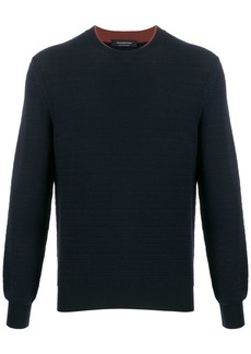 Ermenegildo Zegna round neck jumper
