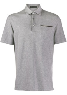 Ermenegildo Zegna short sleeve polo