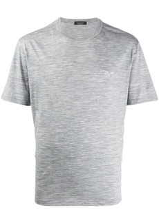 Ermenegildo Zegna short sleeved wool T-shirt