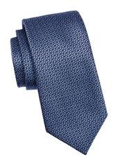 Ermenegildo Zegna Silk Print Tie