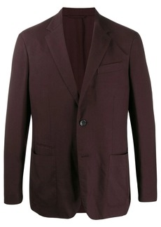 Ermenegildo Zegna single-breasted blazer jacket