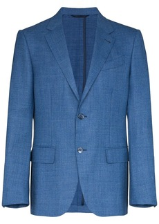 Ermenegildo Zegna single-breasted notched-lapel blazer
