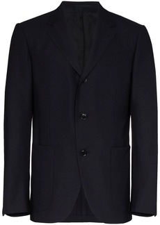 Ermenegildo Zegna single-breasted tailored blazer