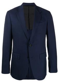 Ermenegildo Zegna single-breasted tailored blazer