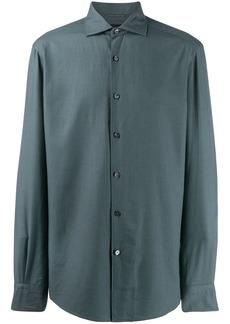 Ermenegildo Zegna slim fit buttoned shirt