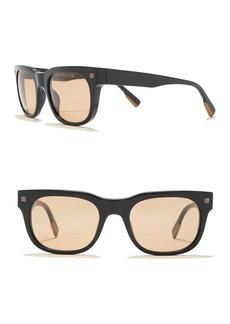 Ermenegildo Zegna Square 53mm Sunglasses