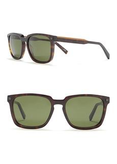 Ermenegildo Zegna 55mm Square Sunglasses
