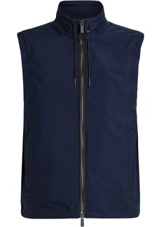 Ermenegildo Zegna Stratos nylon padded vest
