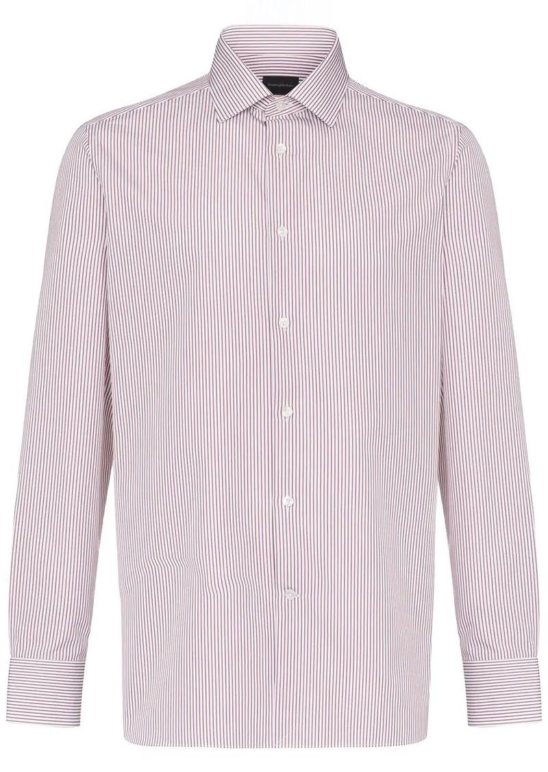 Ermenegildo Zegna stripe print shirt