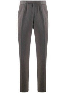 Ermenegildo Zegna tailored twill trousers