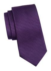 Ermenegildo Zegna Textured Silk Tie