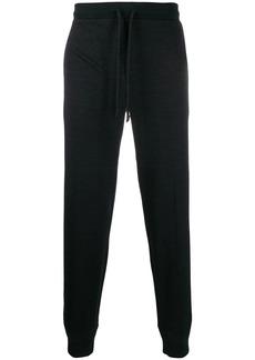 Ermenegildo Zegna textured track pants