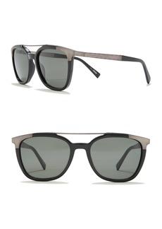 Ermenegildo Zegna Top Bar 54mm Sunglasses