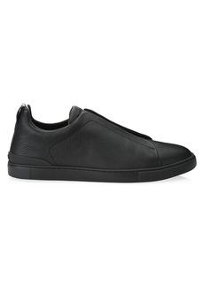 Ermenegildo Zegna Triple Stitch Classic Sneakers