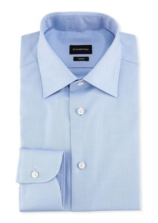 Ermenegildo Zegna Trofeo® Dress Shirt  Blue