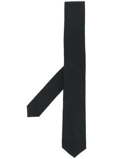 Ermenegildo Zegna woven cotton neck tie