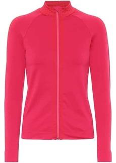 Ernest Leoty Apolline technical-jersey jacket