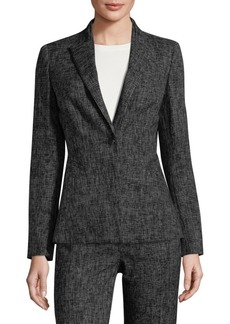 Escada Barbin Salt & Pepper Jacket