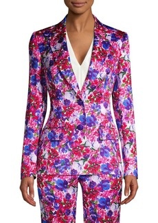 Escada Bartly Floral Jacket