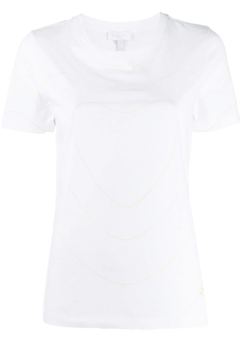 Escada basic T-shirt