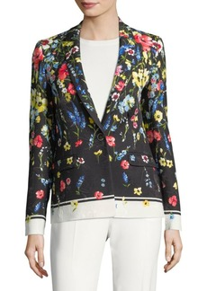 Escada Begasi Floral Jacket