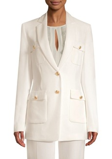 Escada Berget Patch Pocket Jacket