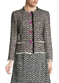 Escada Boona Tweed Jacket