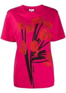 Escada bouquet T-shirt