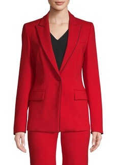 Escada Breeka Wool-Blend Blazer