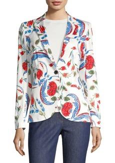 Escada Brikenanto Floral Jacket