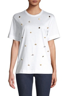 Escada Button Tee