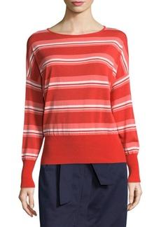 Escada Casual Striped Sweater