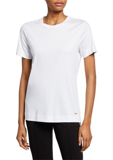 Escada Crewneck Short-Sleeve Epima Tee