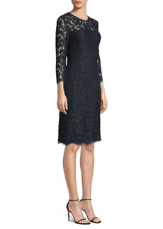 Escada Drixana Lace Dress