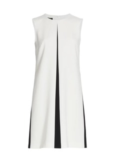 Escada Dzena Sleeveless Shift Dress