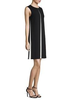 Escada Dzena Sleeveless Shift Dress