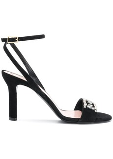 Escada embellished sandals