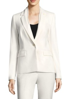 Escada Begasta Double-Lapel Blazer