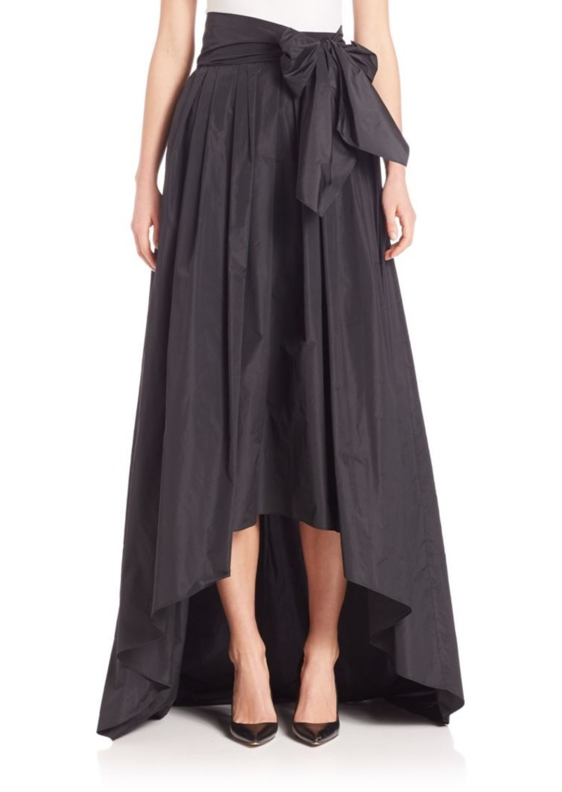 SALE! Escada Hi-Lo Taffeta Ball Gown Skirt
