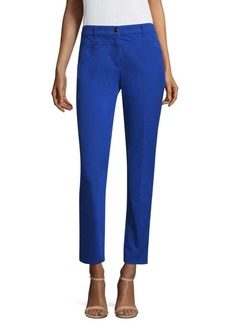 Escada J513 Stretch Yoke Ankle Jeans