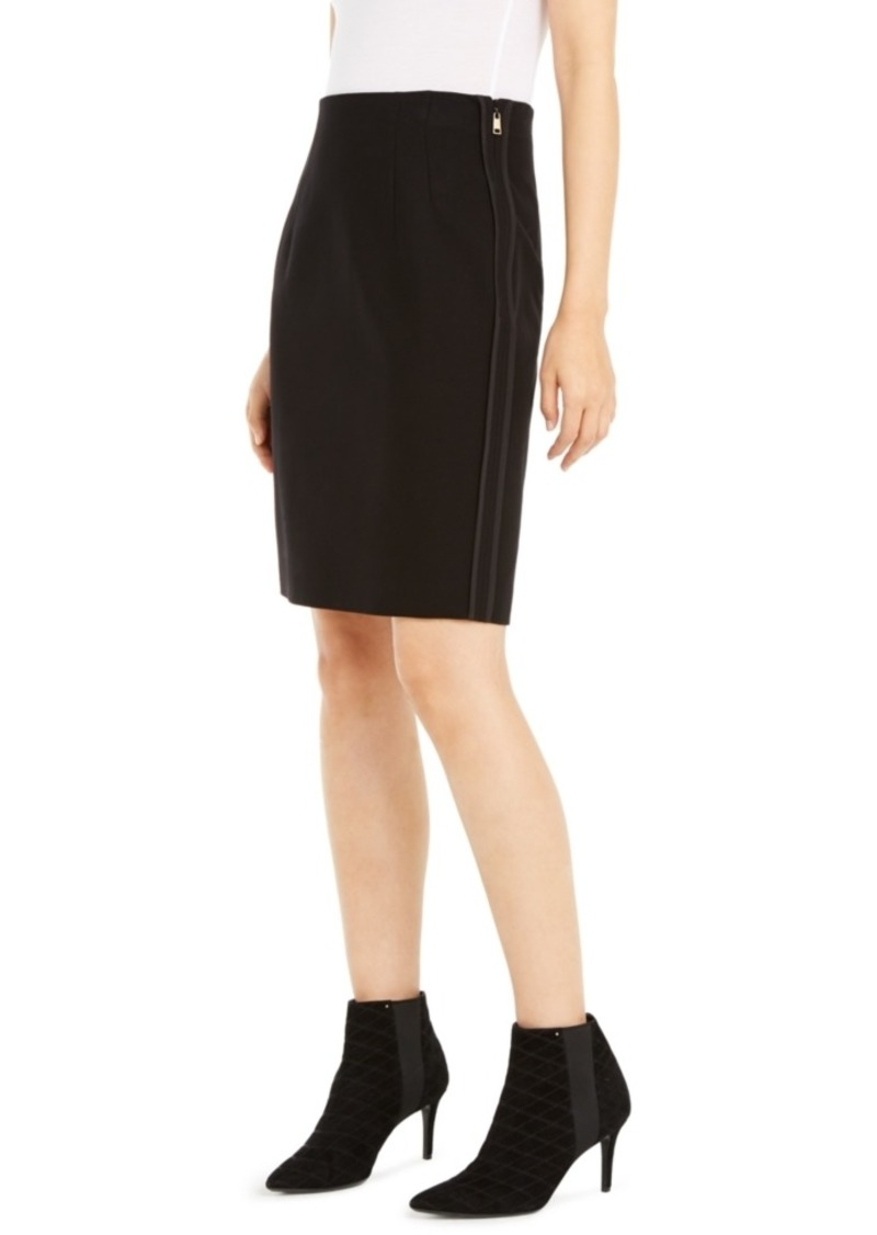 Escada Sport Jersey Pencil Skirt